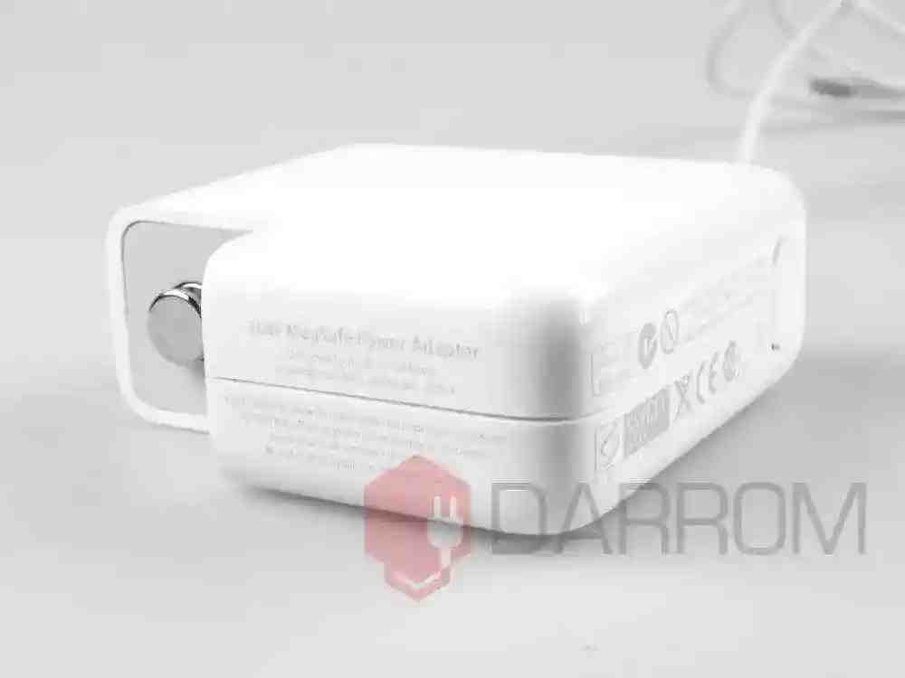 Блок питания Apple A1330  16.5V 3.65A 60W Magsafe L Оригинал №4