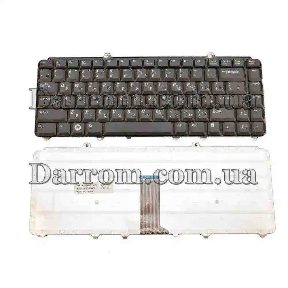 Клавиатура Dell Inspiron 1540 1545 1525 Series RU Black