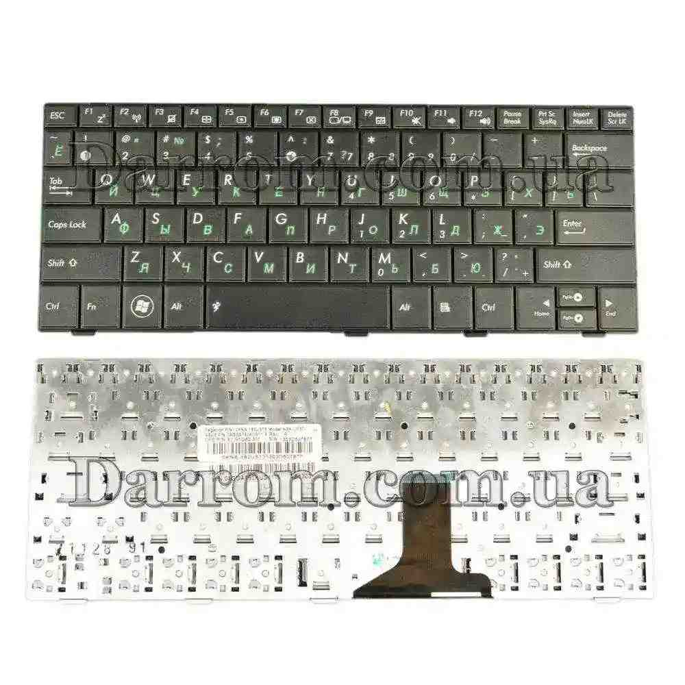 Клавиатура Asus Eee PC 1001 1001PX 1001HA 1005 1005HA 1008 1008HA RU Black